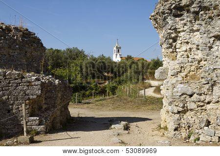 Ruins Of Conimbriga, Portugal