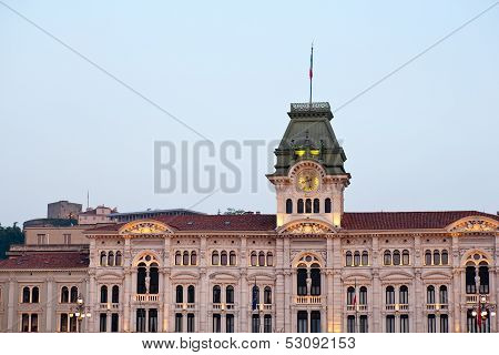 Town Hall, Trieste