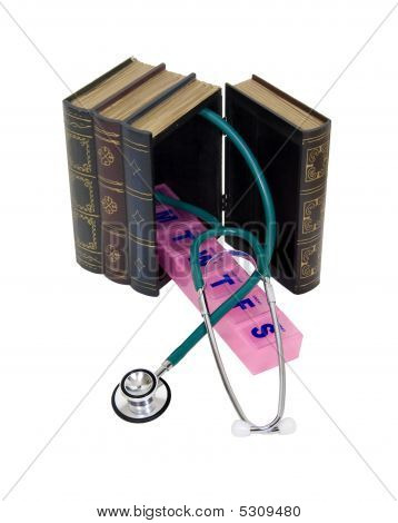 Books Of Medical Information