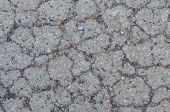 stock photo of shale  - art background with shale and sandstone on sidewalk abstract wallpaper - JPG