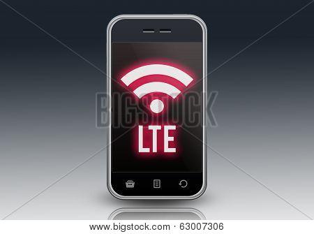 Smartphone Lte