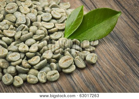 lose weight by green coffee