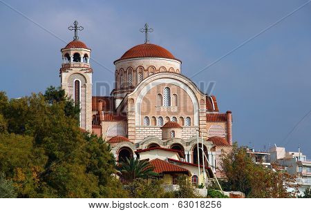 Church Of St. Ioannis Rossos, Thessaloniki