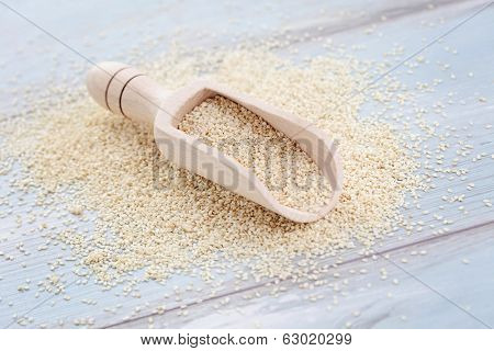sesame seeds - food and drink