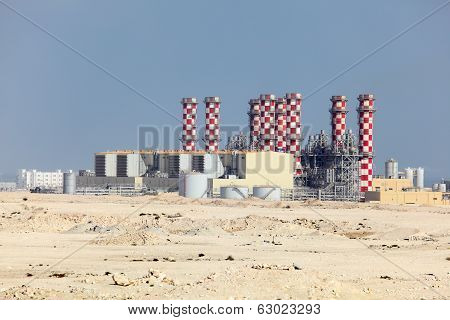 Power Station Plant