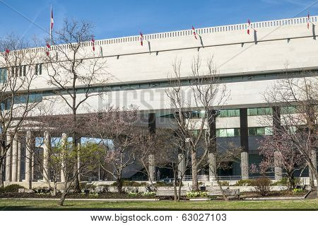Canadian Embassy In Washington D.c.
