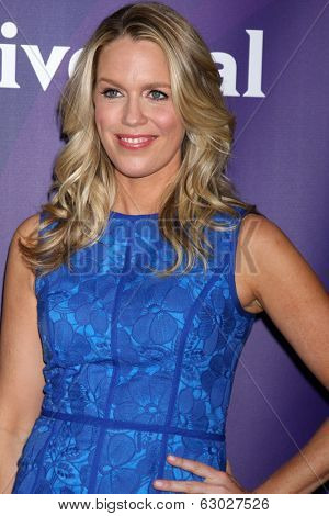 LAS VEGAS - APR 8:  Jessica St. Clair at the NBCUniversal Summer Press Day at Huntington Langham Hotel on April 8, 2014 in Pasadena, CA