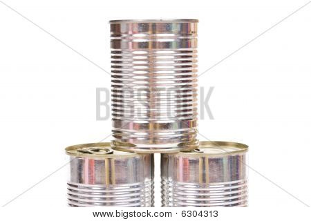 Stack Of Tins