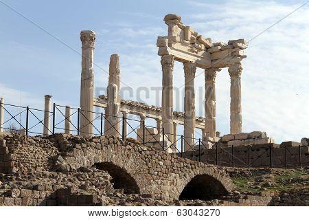Trajan Temple