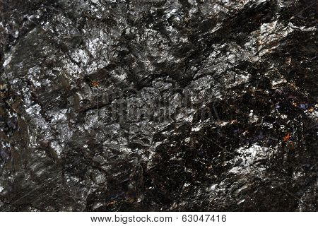 Black Bituminous Coal
