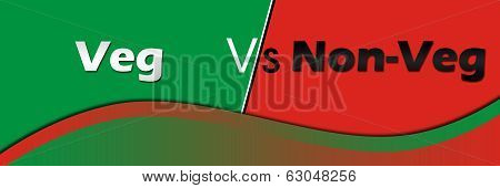 Veg vs Non-Veg