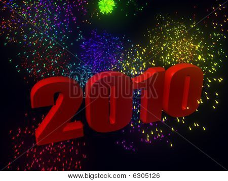 New Year 2010