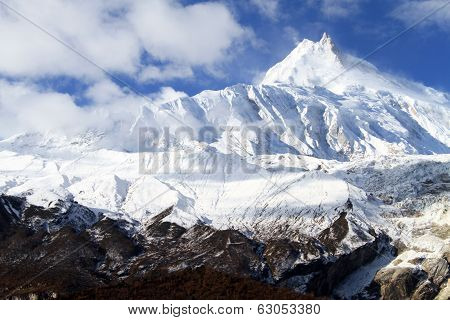 Manaslu Peaks
