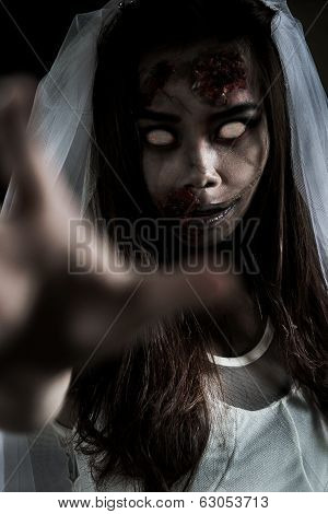 Bride Ghost Story