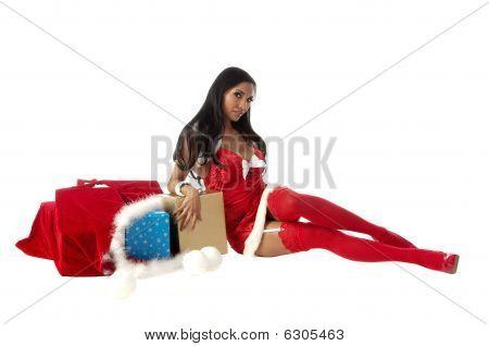 Sexy Santa's Helper