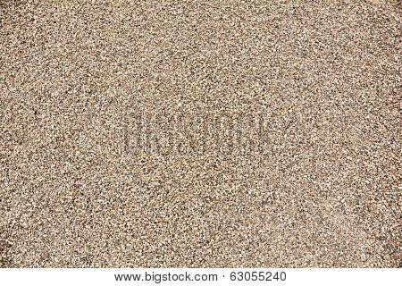 fine gravel