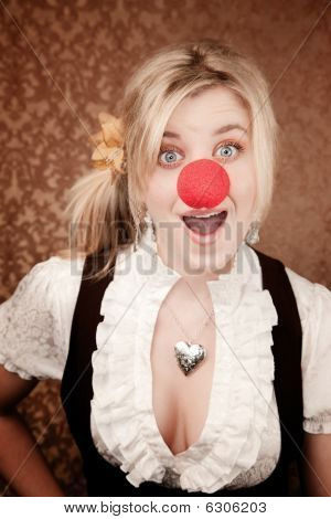 Cute Clown