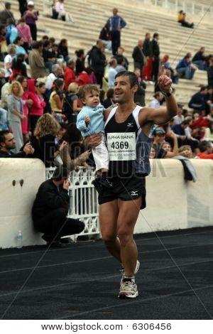 27 maratón clásico de Atenas