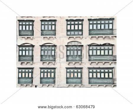 Maltese Balconies.eps