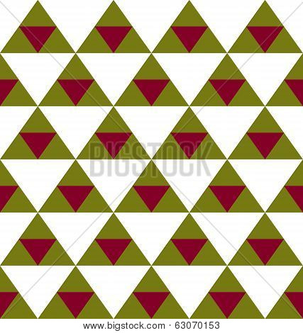 Vector Decorative Seamless Pattern