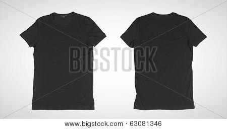 Two Black T Shirt