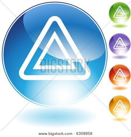 Hazard Crystal Icon