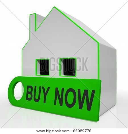Buy Now House Means Express Interest Or Make An Offer