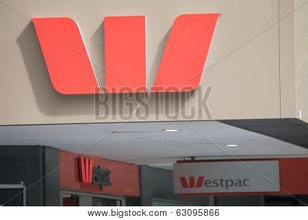 Westpack Bank logo