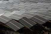 French Photovoltaic Solar Plant