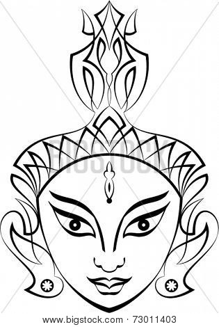 Durga The Goddess Of Power