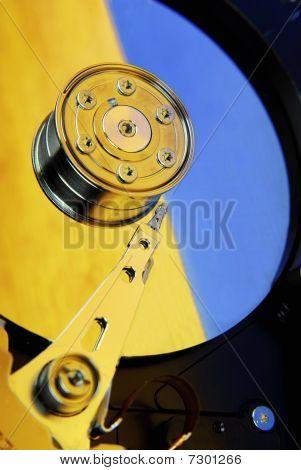 unidade de disco rígido