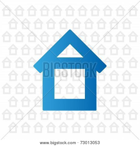 vector advertising home background