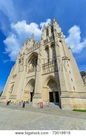Washington DC - National Cathedral