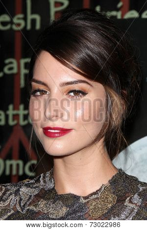 LOS ANGELES - SEP 16:  Genesis Rodriguez at the