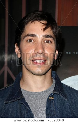 LOS ANGELES - SEP 16:  Justin Long at the