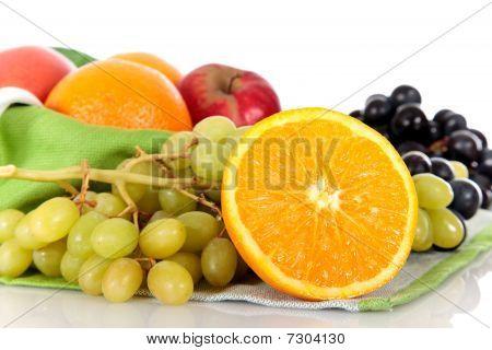 Fruit Basket Towel