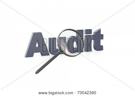 Concept word audit under a magnifying glass