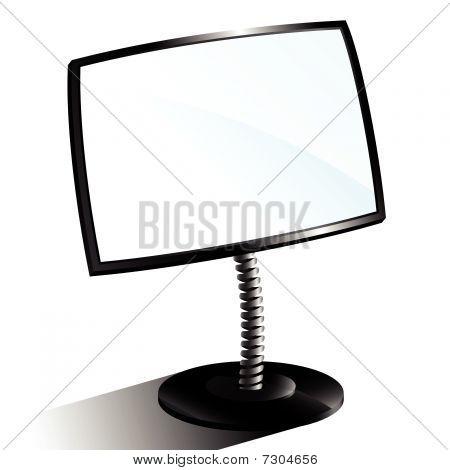 Monitor white