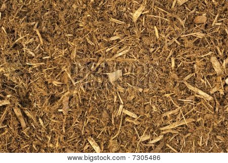 Bark Mulch Background