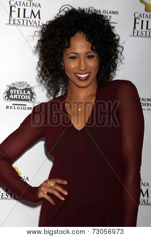 AVALON - SEP 26:  Margot Bingham at the