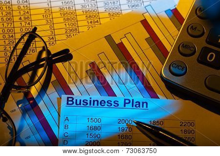 a business plan for starting a business. ideas and strategies for business creation.