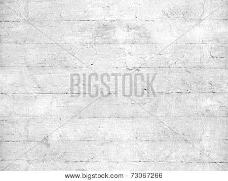 Grey white wooden planks background