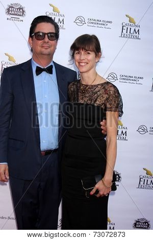 AVALON - SEP 27:  Roman Coppola at the Catalina Film Festival Gala at the Casino on September 27, 2014 in Avalon, Catalina Island, CA