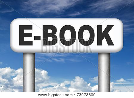 Ebook downloading online reading digital electronic book or e-book download