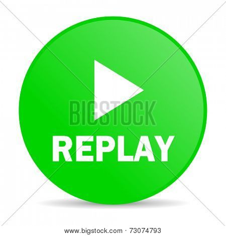 replay internet icon