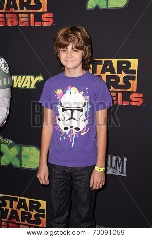 LOS ANGELES - SEP 27:  Ty Simpkins at the