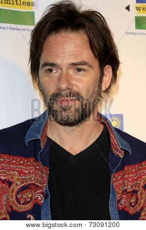 LOS ANGELES - SEP 23:  Billy Burke at the We Are Limitless' 2nd Annual Celebrity Poker Tournament at Hyperion Public on September 23, 2014 in Los Angeles, CA