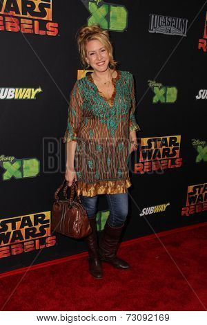 LOS ANGELES - SEP 27:  Joely Fisher at the