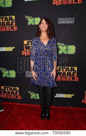 LOS ANGELES - SEP 27:  Vanessa Marshall at the