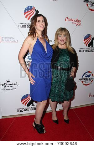 LOS ANGELES - SEP 27:  Wendy Wilson at the Hero Dog Awards at Beverly Hilton Hotel on September 27, 2014 in Beverly Hills, CA